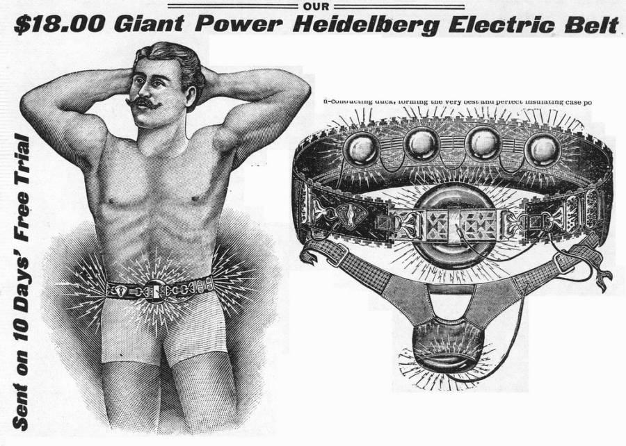 Image result for electric belt.