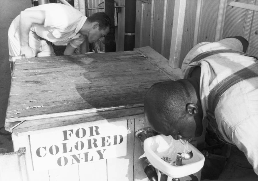 Blacks Year And Segregation Whites Schools