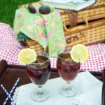 Unwind after work with this aromatic cocktail, a three-ingredient Italian iced tea.