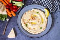 Homemade Hummus Recipe | All that's Jas
