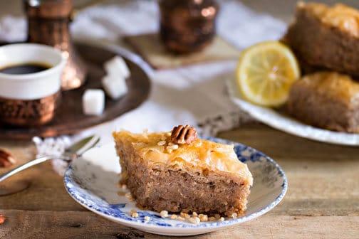 Baklava Recipe #EatLikeAnEgyptian