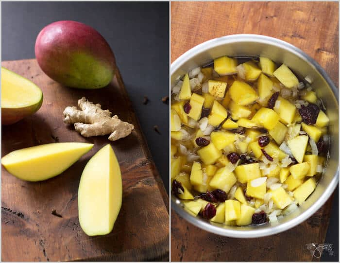 Indian Homemade Mango Chutney Recipe