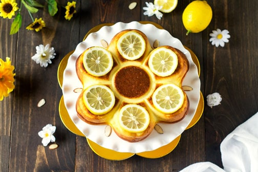 Corsican Lemon Cheesecake - Fiadone   All that's Jas