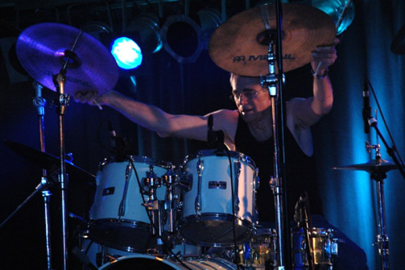 All the drummers: Ron Bushy