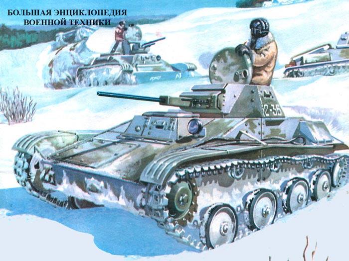 Танк-Т-60