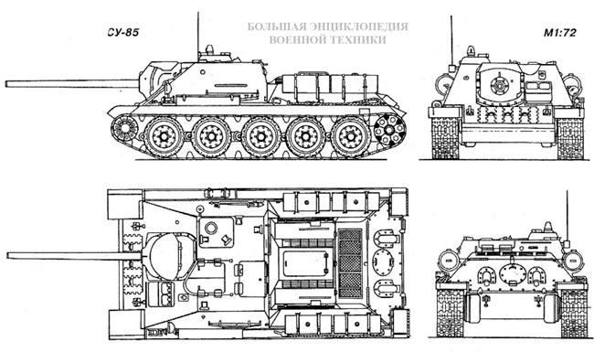 Общий-вид-САУ-СУ-85