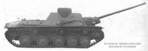СУ-76БМ (НАТИ-ЦАКБ) - 76,2-мм самоходная установка