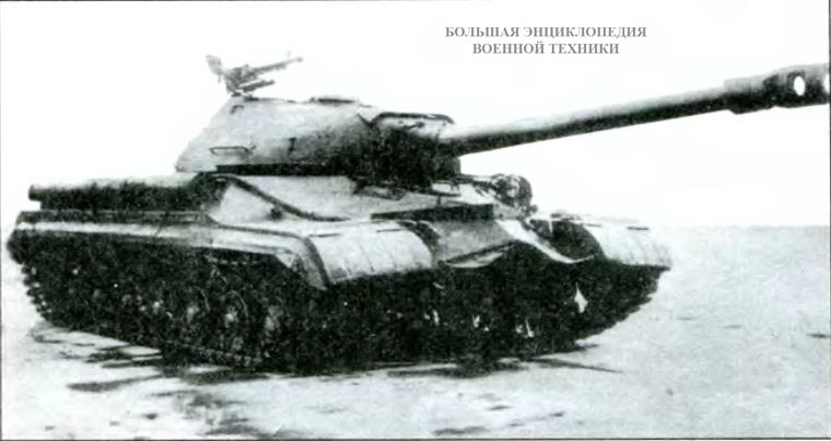 Тяжелый танк Т-10 (Объект 730). 1950 г.