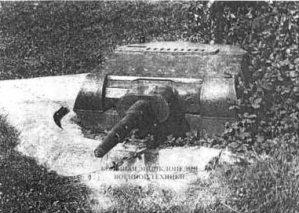 Сто башен, демонтированных с переоборудуемых в САУ танков Pz.II, вооружили 37-мм пушками и установили на фортификационных сооружениях