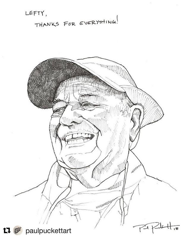 Lefty Kreh, Thanks for Everything, Paul Puckett