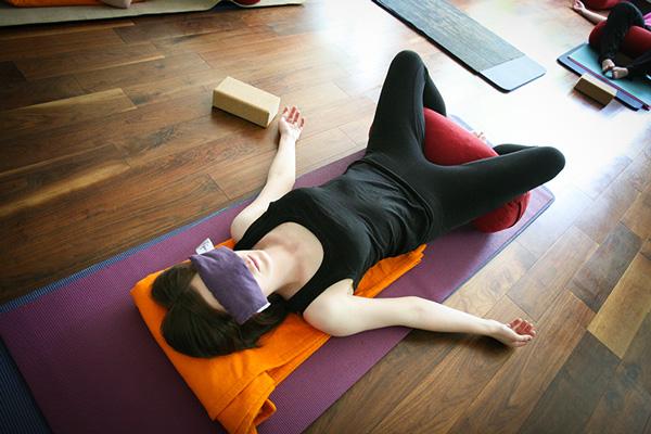 Postnatal Yoga Teacher Training