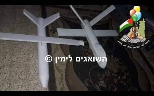 אלו טיסני נפץ שהטיסו המחבלים הערב ליישובי העוטף