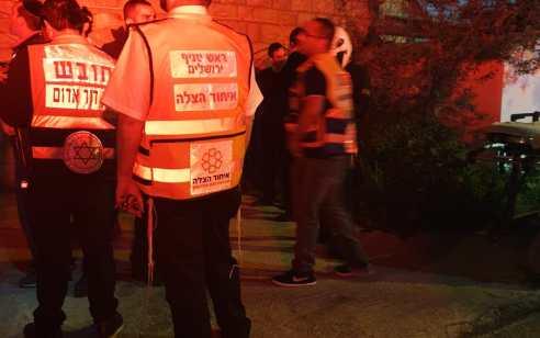 בן 14 נפצע בינוני כתוצאה מנפילה מחלון בישיבה בירושלים