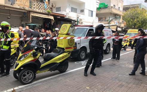 פצועים קשה וקל בקטטה אלימה בתל אביב