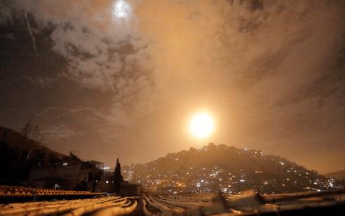 """דיווחים סורים: צה""""ל ירה פגז לאיזור חד'ר הסורי"""