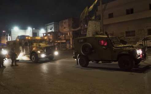 הלילה נעצרו 3 מבוקשים פעילי טרור