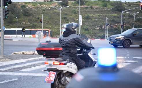 """מספר מפירי סדר נעצרו במשחק הכדורגל בין הקבוצות בית""""ר ירושלים – בני סכנין אתמול"""