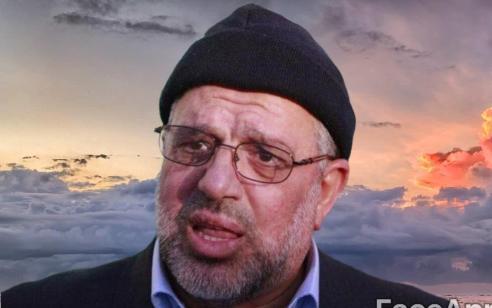 """כוחות צה""""ל עצרו הלילה את בכיר חמאס בגדה חסן יוסוף בביתו שברמאללה"""