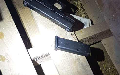 נעצר ערבי בחשד לאחזקת נשק לא חוקי באום אל פאחם