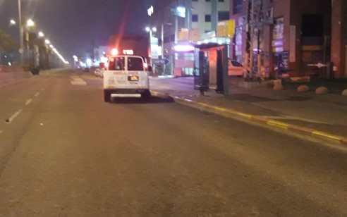 פגע וברח: הולך רגל בן 40 נהרג מפגיעת רכב בחיפה