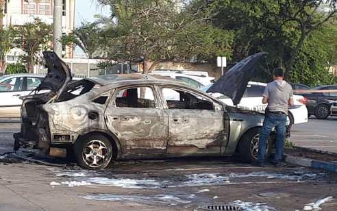 הפיצוץ ברכב בבית חולים העמק: מחקירת המשטרה עולה שמטען הוצמד לרכבה של תושבת מגדל העמק
