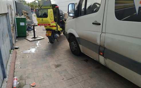 אישה בת 35 נפגעה מרכב בראשון לציון ונהרגה