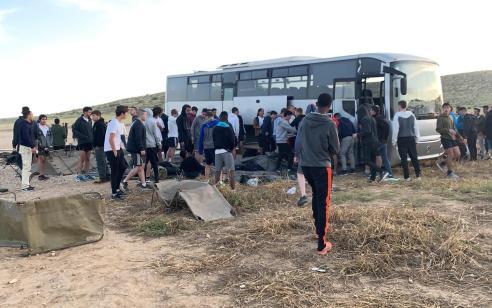 הותר לפרסום: ההרוג בהדרדרות האוטובוס – מועמד לשירות ביטחון