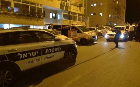 ירושלים: גופה נער אותרה בכניסה לבנין