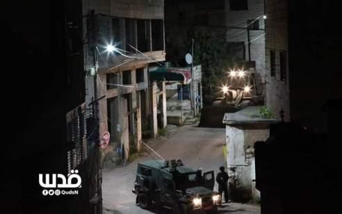 """צה""""ל הרס את בית המחבל שביצע את פיגוע הירי והדקירה באריאל"""
