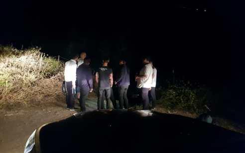 קבוצת נערים חולצו הלילה לאחר שאיבדו את דרכם בשטח במהלך טיול