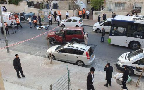 טרגדיה: ילד בן 4 נהרג מפגיעת אוטובוס בביתר