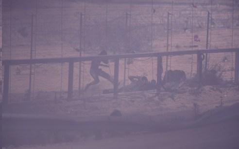 3 מחבלים עם סכינים נעצרו לאחר שחצו את הגדר בגבול עזה