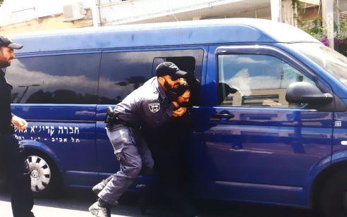 דרמה בבית המשפט בתל אביב: עצור קפץ על השופט רועי פרי ונמלט – אחרי חיפושים נתפס (תיעוד)
