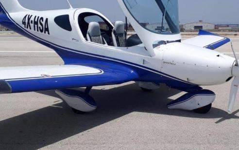 שדה התעופה בחיפה נסגר עקב מטוס קל שנפגע, אין נפגעים