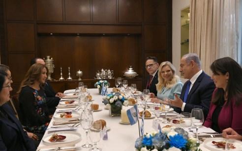 """ראש הממשלה נתניהו: """"כל מדינות העולם צריכות לעמוד יחד עם ארה""""ב אל מול התוקפנות האיראנית"""""""