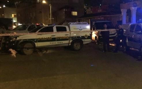 גבר בן 30 נפצע בינוני מירי באום אל פחם – המשטרה במצוד אחר היורה