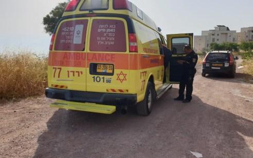 טבריה: אישה בת 47 נפלה מגובה ונפצעה בינוני