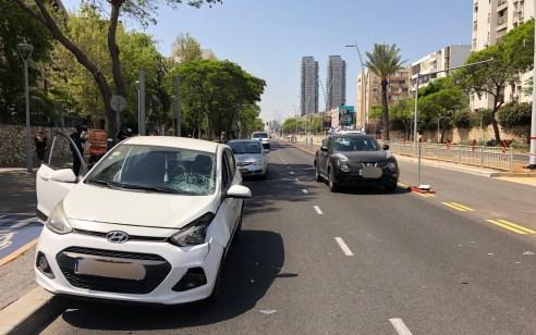 אשדוד: הולכת רגל בת 84 נפגעה באורח קשה בתאונת דרכים