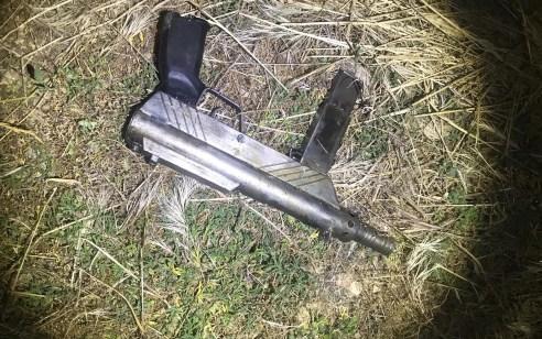 """בפעילות יזומה בכפר טובא נתפס נשק מסוג """"קרלו"""""""