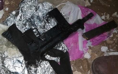 הלילה נעצרו שבעה מבוקשים פעילי טרור ונתפס נשק מסוג קרלו