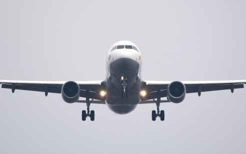 נחת בשלום מטוס שהוכרז עליו חירום בעקבות אינדקציה על חימום יתר במנוע