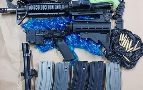 הלילה נעצרו 17 מבוקשים פעילי טרור ונתפס נשק וכספי טרור