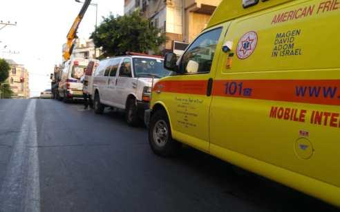 גבר בן 32 נפל מגובה 8 קומות בנצרת ונהרג