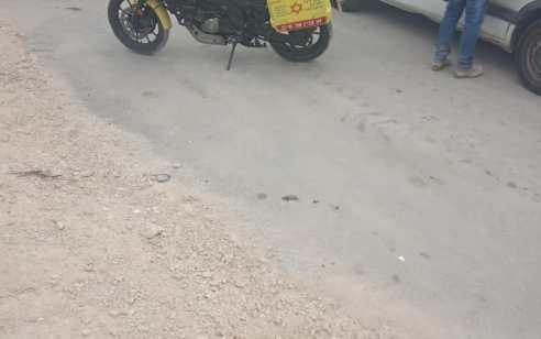 נער בן 14 נפצע קשה מזכוכית שהתנפצה בחיפה