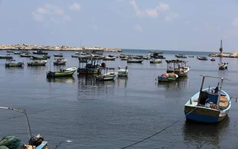 למרות המשך הבלונים: מרחב הדיג בעזה יורחב היום