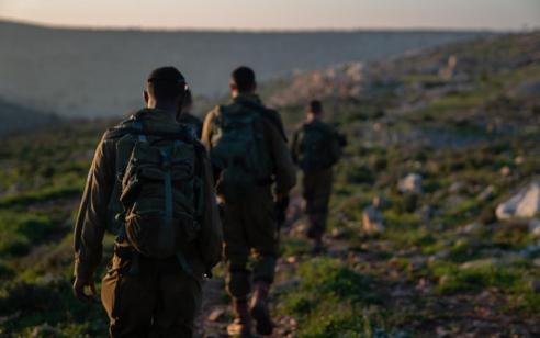"""אזרח סורי חדר לישראל בגזרת החרמון -הוא נעצר רק לאחר כמה ק""""מ סמוך למסלולי הסקי"""