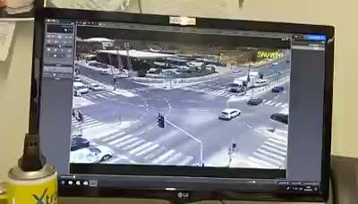 תיעוד התאונה הקטלנית שלשום בכביש 461