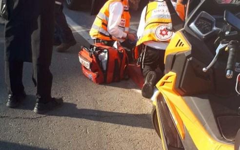 ביתר עלית: ילדה בת 4 נפגעה קשה מרכב