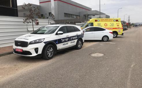צעיר כבן 20 נפל מרכב בזמן עבודתו בעמק חרוד ונפצע קשה