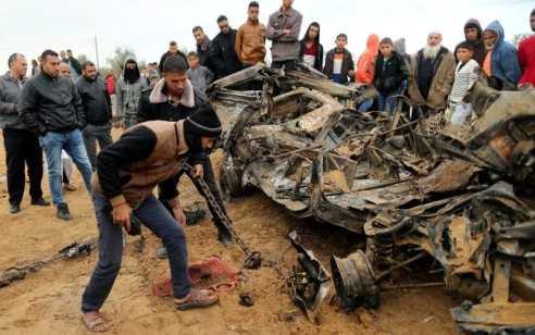 הכשל בתקרית לפני מספר חודשים בחאן יונס: סגן אלוף א' פתח באש לעבר 3 מחבלי חמאס ובטעות הרג את סגן אלוף מ'